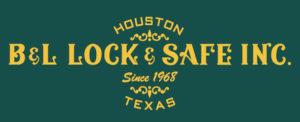 Locksmith-Safe-Company-Houston-TX-B&L-Lock-and-Safe-logo