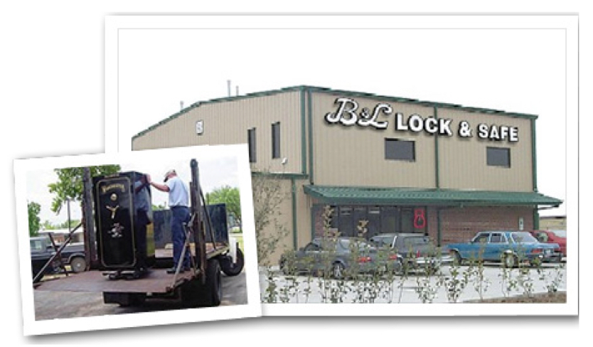 Locksmith Safe Company Houston TX B&L Lock and Safe